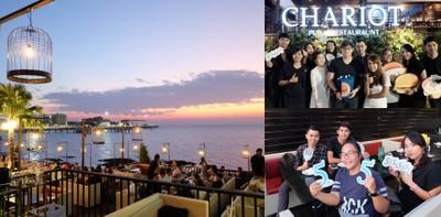 Wongnai Chonburi Top User Party #13 Chariot Pub & Restaurant Bangsaen