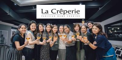 Wongnai Tasting x La Crêperie Parisian Home Cooking