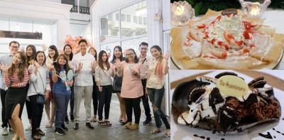 Wongnai Chonburi Top User Party #14  ที่ The Sweeteners Pattaya