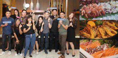 Wongnai Tasting พาไปกิน Buffet Sunday Brunch ที่ Royal Orchid Sheraton