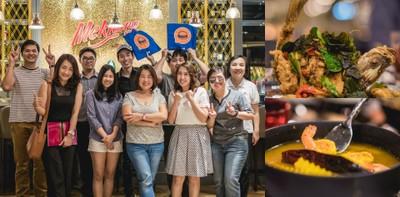 Wongnai Tasting x Osha Cafe ดื่มด่ำรสชาติอาหารไทยในบรรยากาศไทยร่วมสมัย