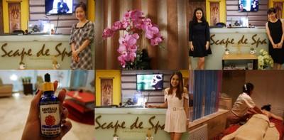 Wongnai Beauty Party x Scape De Spa นวดผ่อนคลายพร้อม Body Scrub สุดฟิน
