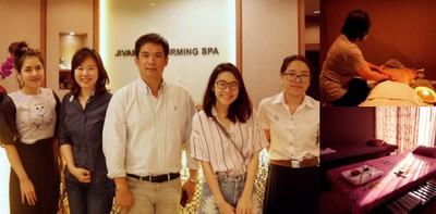 Wongnai Beauty Party x Jivamanee Firming Spa นวดผ่อนคลาย สลายไขมัน!