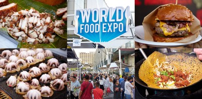 อิ่ม ฟิน จุใจ! ชวนบุก 200 ร้านอาหารชั้นนำสุดฟินที่งาน World Food Expo
