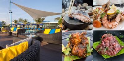 เช็คอินให้เพื่อนอิจฉา! อาหาร บรรยากาศดีริมทะเลที่ Shoreline Beach Club