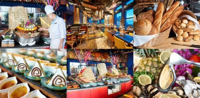 """ดำดิ่งสู่ท้องทะเล เปย์ใจให้กับบุฟเฟ่ต์ซีฟู้ด """"Big Fish Pattaya"""""""