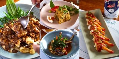 กินร้อยครั้ง ฟินร้อยรอบ! กับ 5 เมนูอาหารไทยรสจัดจ้านย่านสาทรที่ Charm