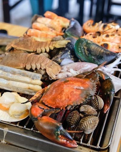 Seafood Land (ซีฟู้ดแลนด์ ซีฟู้ดบุฟเฟต์)