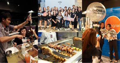 Wongnai Chonburi Elite Party 2017 at Starz Diner Hard Rock Pattaya