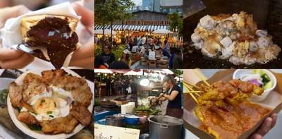 """ตะลุยกิน 5 ท่า กับ 300 ร้านดังริมฝั่งเจ้าพระยา ในงาน """"Krungthep Thara"""""""