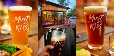 ยกทุกแก้ว ซี๊ดทุกเมนู Must so kiss บาร์คราฟต์เบียร์ไทย เจ้าแรกในโคราช