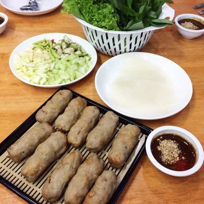 ฮาลองเบย์ อาหารเวียดนาม