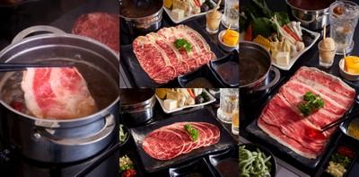 ซุปเด็ดเนื้อดี! ชาบูโต๊ะกลมไต้หวันพร้อมเนื้อวากิว @ซึกิฮาชิ ชาบู