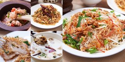 รสชาติแห่งตำนาน! จัดจ้านไปกับอาหารไทยดั้งเดิมสุดฟิน @บ้านเบญจรงค์ ปาย