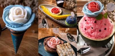 กินยัง? ไอศกรีมดอกกุหลาบ หวานแบบสั่งได้ที่ Roselato Cafe เชียงใหม่