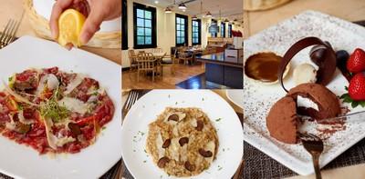 ฤดูของเห็ดทรัฟเฟิลดำมาแล้ว! 4 เมนูอาหารอิตาเลียน @No.43 Italian Bistro