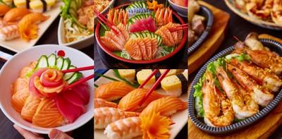 เสิร์ฟไม่ยั้ง กินไม่หยุด! กับบุฟเฟ่ต์อาหารญี่ปุ่นกว่า 100 เมนู @Tohkai
