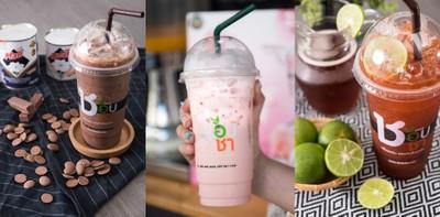 คุณภาพคับแก้ว! ชาสัญชาติไทย รสชาติถูกปาก ราคาถูกใจเพียง 25 บาท @ชอบชา