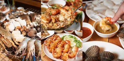 ฟรี! Deal Alek Seafood Buffet แหลมฉบัง บุฟเฟ่ต์ซีฟู้ดระดับคุณภาพในราคาสบายกระเป๋า ฟรีบุฟเฟต์ มูลค่า 399  บาท จำนวน 2  รางวัล