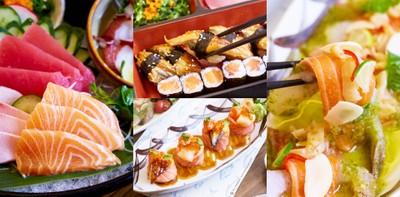 คว้าตะเกียบให้แน่น! 6 เมนูอาหารญี่ปุ่นรสชาติใหม่ แคมเปญ NEW TASTE @ZEN