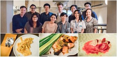 Wongnai Tasting พาชิมเมนูสุดสร้างสรรค์จากเชฟ Riley ที่ร้าน Canvas