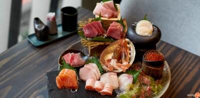 """ร้านเปิดใหม่ประจำวัน! """"Sushi Mori"""" เสิร์ฟซูชิพรีเมียมสาขา 2 เกสรวิลเลจ"""