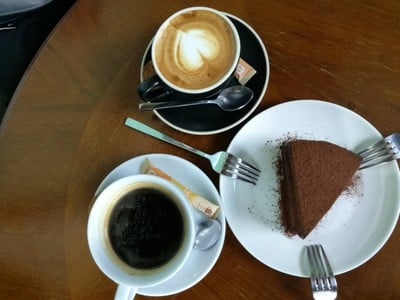 ร้านอาหาร Cafe Noir Ngamwongwan 44