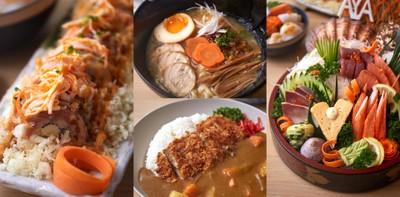สดส่งตรงจากทะเล! อาหารญี่ปุ่นฉบับฮาลาล@AYA Japanese Halal Restaurant