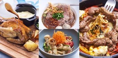 จบครบในร้านเดียว! สัมผัสอาหารหลากสัญชาติทั่วโลก @Roi Bistro by Lenzen