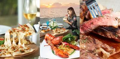 ดินเนอร์ริมทะเล อิ่มจนเซกับอาหารระดับแชมป์เปียน Chefs de Plago บางพระ
