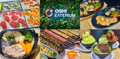 Oishi Eaterium สวรรค์ของคนรักอาหารญี่ปุ่นพร้อมเสิร์ฟความฟินถึงชาวโคราช
