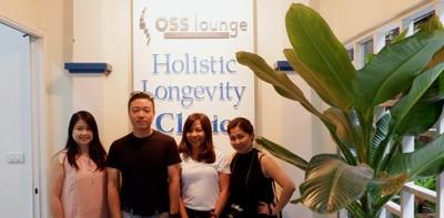 Wongnai Beauty Party x OSS Lounge Office Syndrome