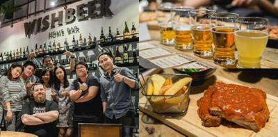 Wongnai TastingXWishbeer พาแฮงก์เอาท์ยามราตรีพร้อมชิมเบียร์นอกหลากชนิด