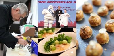 มิชลินสตาร์! มื้ออาหารสุดหรูในงาน Michelin Guide 2018 by CHANG