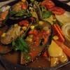 หอยแมลงภู่นิวกะทะร้อนอร่อยคับ ใพนพนมสารคามมีให้ทานก็บุญแล้วอ่ะ