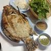 ปลาทับทิมเผาเกลือ