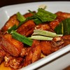 ปีกไก่ทอดน้ำปลา  ( 150 บาท )