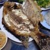 เจ๊กุ้ง ราชาเมี่ยงปลาเผา