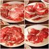 เนื้อต่าง ๆ