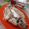 ปลาทับทิมย่าง