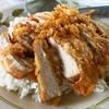 รูปร้าน ข้าวหมูทอด สูตรหน้าเขตธนบุรี ทุ่งมังกร