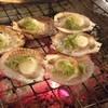 หอยเชลลใส่เนย กระเทียมสับ
