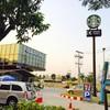 Drive thru @ Starbucks Food Villa Ratchapruk