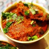แกงปลาในเซ็ทเมนู Fish Thali