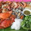 ท่องนที Seafood โอเอซีสซีเวิลด์