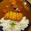 Japanese curry with tonkatsu