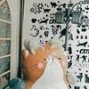 หน้าร้าน Caturday cat cafe