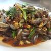 หอยกะพงผัดพริกเผา