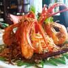 ครัวนักเดินทาง The Traveller's Restaurant Vartika Resovilla KuiBuri