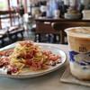 อาหารกลางวัน ที่ ร้านอาหาร Blue Dye Cafe Sukhumvit 36